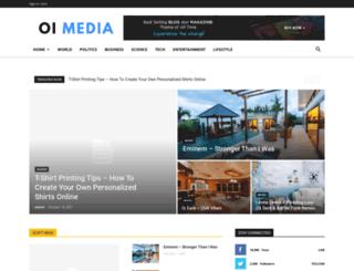 oimedia.nl screenshot