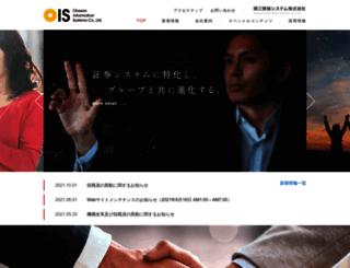 ois-okasan.co.jp screenshot