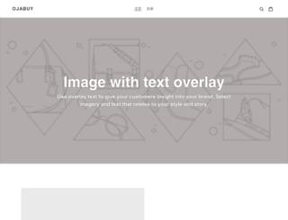 ojabuy.com screenshot