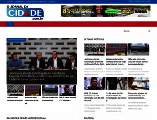 ojornaldacidade.com.br screenshot
