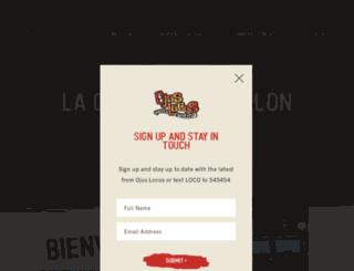 ojoslocos.com screenshot