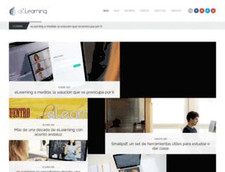 ojulearning.es screenshot