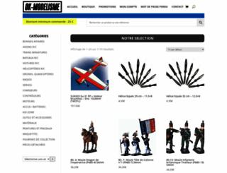 ok-modelisme.com screenshot