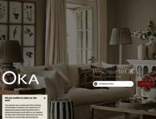 oka.com screenshot