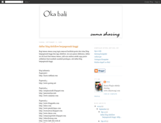 okabali.blogspot.com screenshot