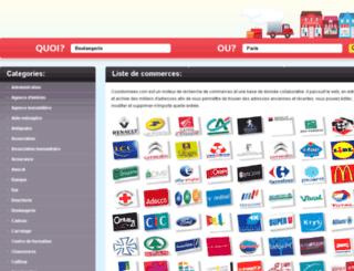 okado.zlio.net screenshot