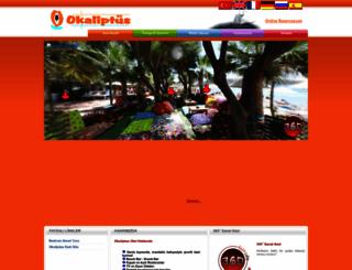 okaliptus.com.tr screenshot