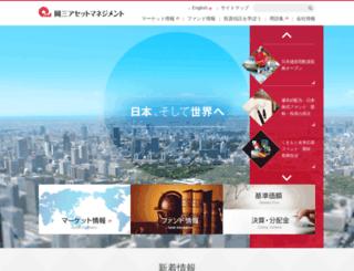 okasan-am.jp screenshot