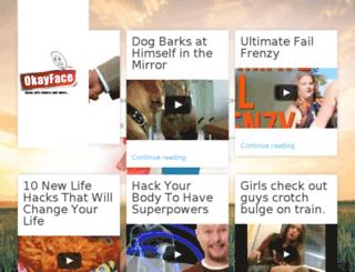 okayface.com screenshot