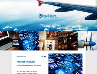 okaynext.com screenshot