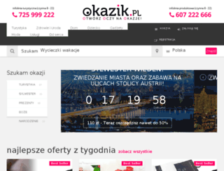 okazik.com.pl screenshot