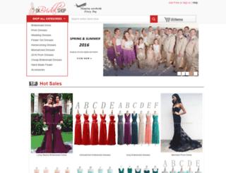 okbridalshop.com screenshot
