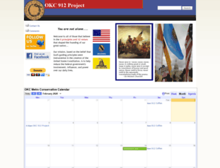 okc912project.com screenshot