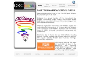 okclassic.org screenshot