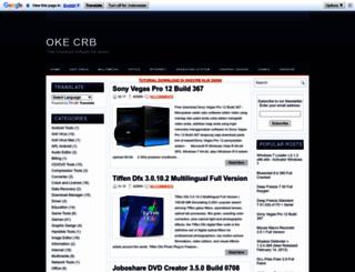 okecrb.blogspot.com screenshot