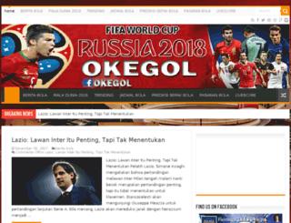okegol.com screenshot