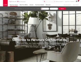 oklahoma.cort.com screenshot