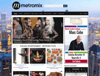 oklahomacity.metromix.com screenshot