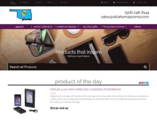oklahomapromo.com screenshot