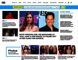 okmagazine.com screenshot