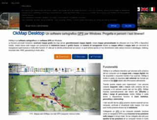 okmap.it screenshot