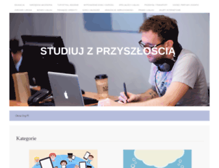 okna.org.pl screenshot