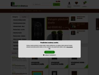oknanebodvere.cz screenshot