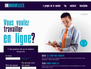 oknouvelles.com screenshot