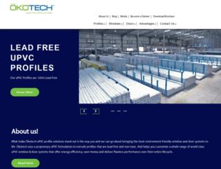 okotech.in screenshot