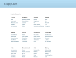 okqqs.net screenshot