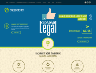 oksigeno.org.br screenshot