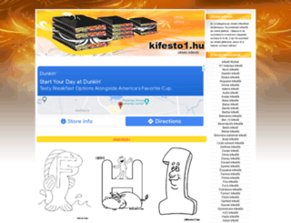 oktato-kifestok.kifesto1.hu screenshot
