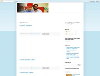 oktayustapastatariflerii.blogspot.com screenshot