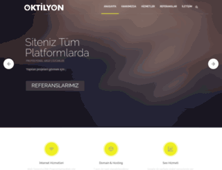 oktilyon.net screenshot
