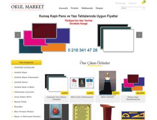 okul-market.net screenshot