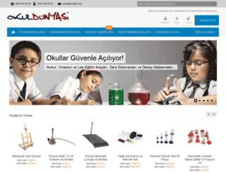 okuldunyasi.com screenshot