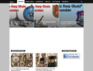 okulpdr.net screenshot