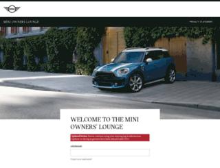 ol.miniusa.com screenshot