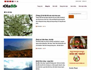 ola88.com screenshot