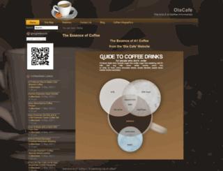 olacafe.com screenshot