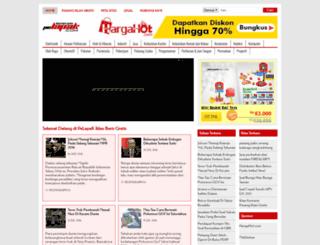 olah-raga.pelapak.com screenshot