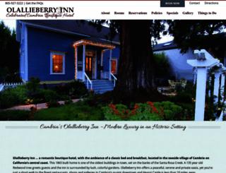 olallieberry.com screenshot