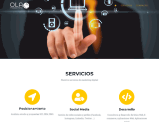 olamarketing.es screenshot