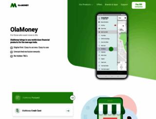 olamoney.com screenshot