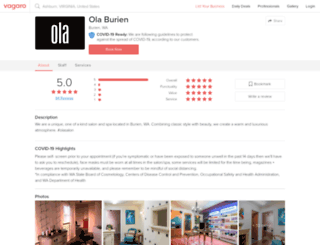 olasalon.com screenshot