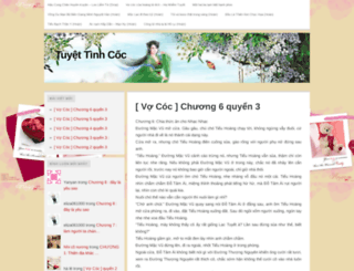 olasontrang.wordpress.com screenshot