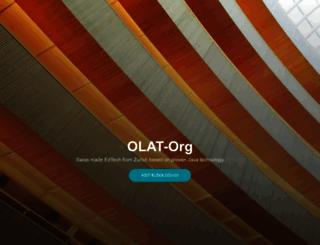 olat.org screenshot