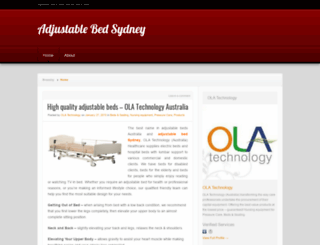 olatechnology.wordpress.com screenshot