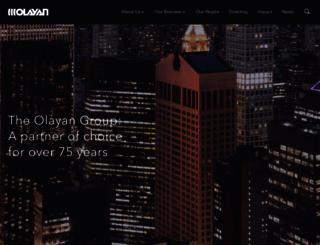 olayan.com screenshot