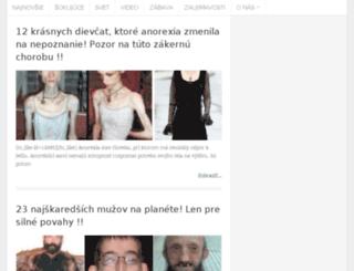 olbe.sk screenshot